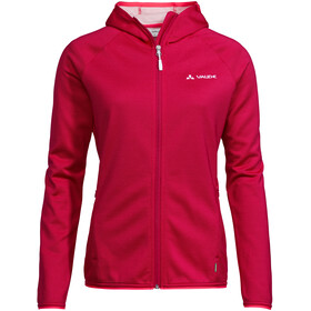 VAUDE Elope Fleece Jacket Women, cranberry